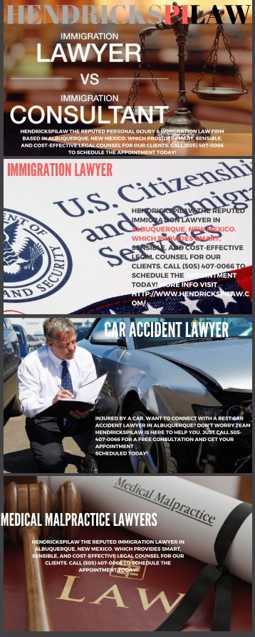 Immigration Lawyer In Albuquerque