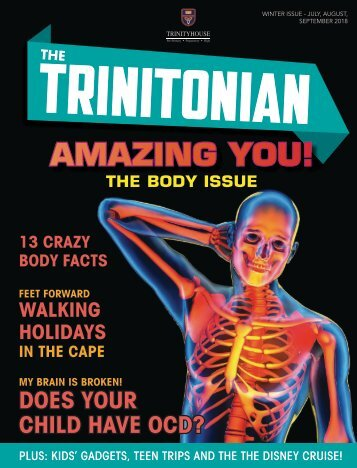 Trinitonian July Online Issue