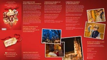 Broschüre Basler Weihnacht EN