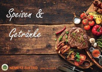 Speisekarte DeutschBistro2018