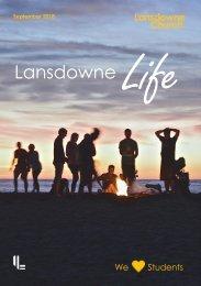 Lansdowne Life 17 September 2018