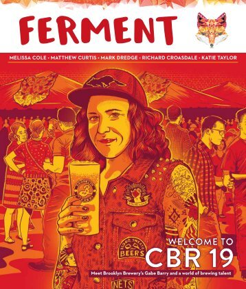 Ferment CBR 2 // The Craft Beer Rising Edition