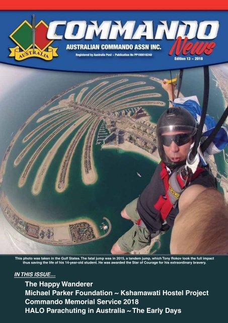 Commando News Issue 13 2018