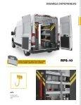 Guide d'aménagement RAM ProMaster (Nouveau) - Page 7