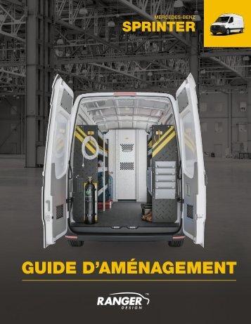 Guide d'aménagement Sprinter (Nouveau)