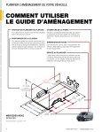Guide d'aménagement Sprinter (Nouveau) - Page 4