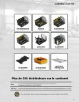 Guide d'aménagement RAM ProMaster City (Nouveau) - Page 3