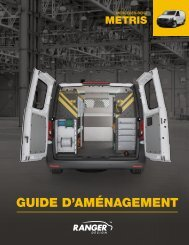Guide d'aménagement Metris (Nouveau)