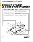 Guide d'aménagement Nissan NV (Nouveau) - Page 4