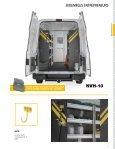 Guide d'aménagement Nissan NV (Nouveau) - Page 7