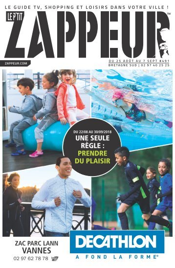 Le P'tit Zappeur - Bretagnesud #491