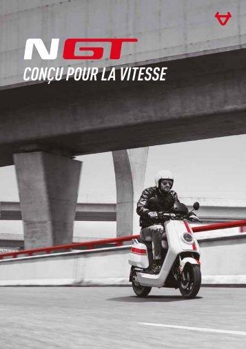 Catalogue NIU NGT français