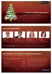 Unser Verkaufsteam Unser Verkaufsteam e Daniel Ju - smart Leipzig
