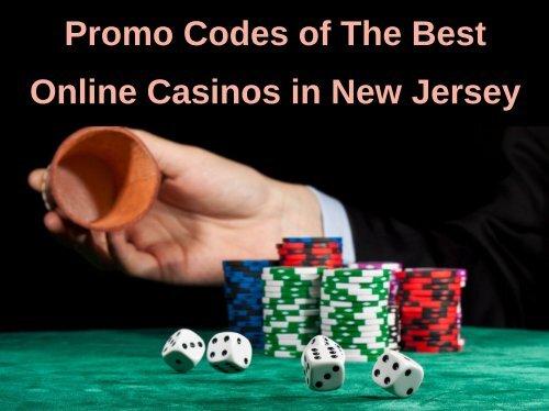Nj online casino promotions