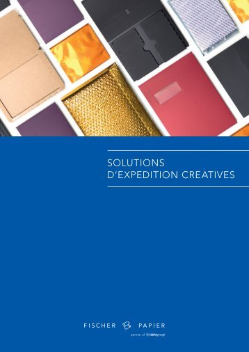 Solutions d'expedition creatives