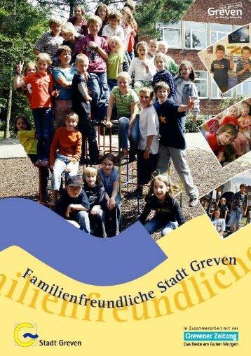 [PDF] Greven - Die Stadt für Familien - Stadt Greven