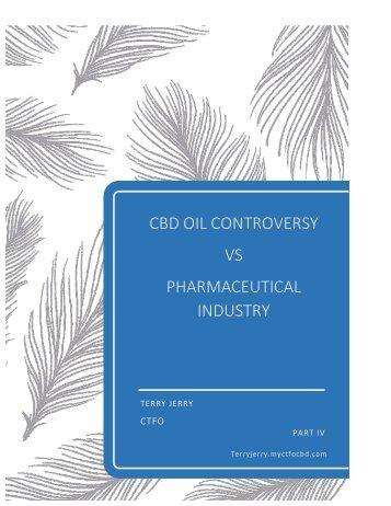 CBD Oil Contorversy Part 1Vaa