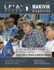 Makivik Magazine Issue 115