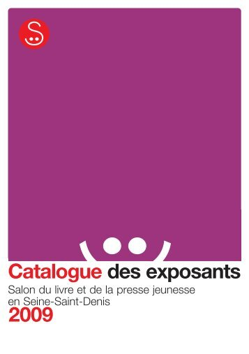 2009 Catalogue des exposants - Salon du livre et de la presse ...
