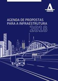 AGENDA DE PROPOSTAS PARA A INFRAESTRUTURA 2018