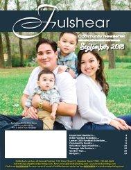 Fulshear September 2018