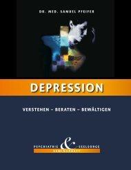 Depression verstehen - beraten - bewältigen - Psychiatrie und ...