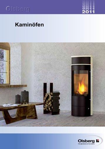 Olsberg Kaminöfen - Emil-Antony