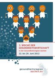 3. Woche der GesundheitsWirtschaft - Netzwerk Deutsche ...