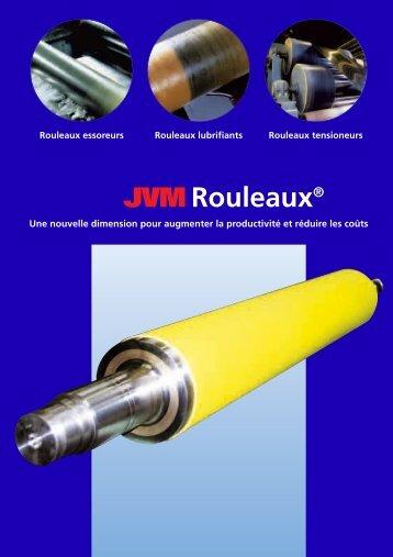 Rouleaux® - JVM-Industries