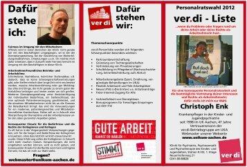 Christoph Enk - unikum-aachen.de