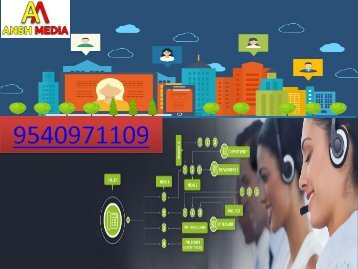 Ansh Media Bulk SMS Services in delhi