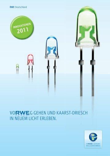 RWE-Infoflyer LEDPark Driesch - Stadt Kaarst