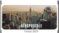 Catálogo Verano Aeropostale