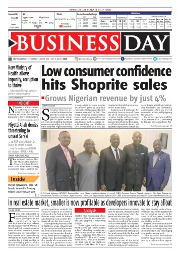 BusinessDay 23 Aug 2018