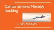 qantas airways reservations | customer service 1-888-206-5328