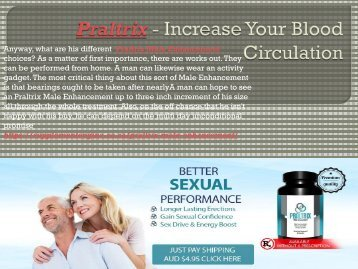 Praltrix - Boost Your Physical Strength