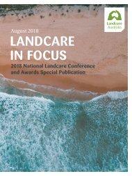 Landcare in Focus _ August 2018