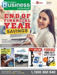 Sydney Business Catalogue - July 218