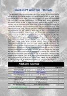 WSC Frisia - SVE Wiefelstede - Page 5