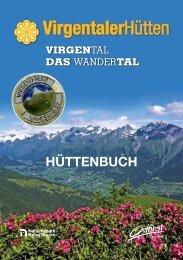 Das Virgentaler Hüttenbuch 2018/2019