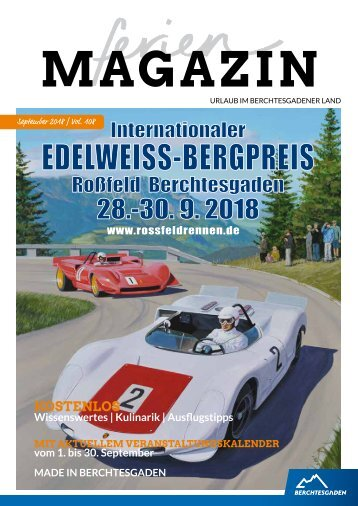 Ferienmagazin - September