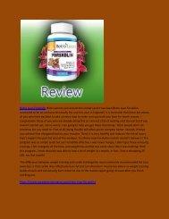 Retro Lean Forskolin - Review