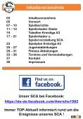 Ausgabe 11 / SCA - SC Wiesenbach - Seite 3