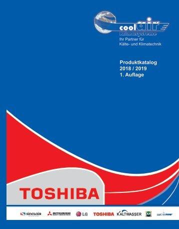 Toshiba 2018