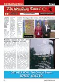 The Sandbag Times Issue No: 47 - Page 6