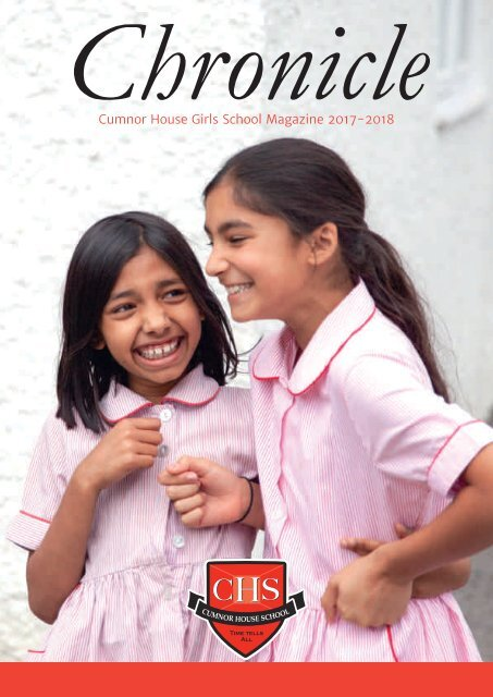 CHS Girls Chronicle 2017-18