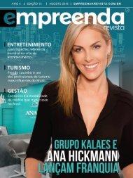 Empreenda Revista - Agosto