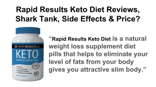 Http Atozsupplement Com Rapid Results Keto Diet
