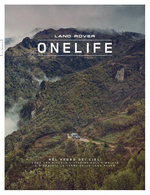 ONELIFE #37 – Italian