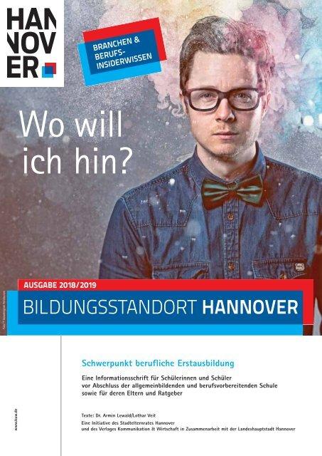 Bildungsstandort Hannover - 2018/2019 - kuw.de